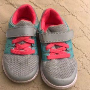 Girl Sneakers Sz 8